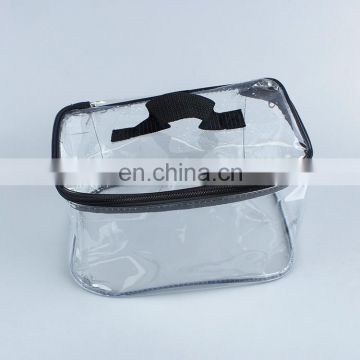 Popwide Clear EVA Water-resistant Travel Cosmetic Bag