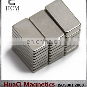 customized rare earth electro magnet N38 neodymium magnets