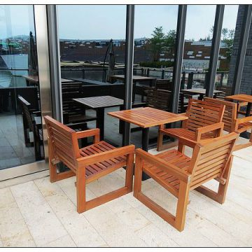Teak Patio Furniture Modern Teak Outdoor Furniture Home Garden