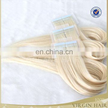 20 inch human hair weave extension adhesive tape