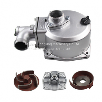3Inch Water Pump Spare Parts pump Cover/pump parts