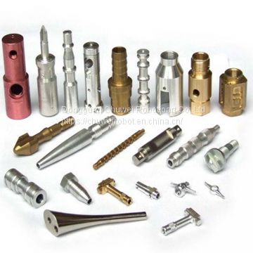 Dongguan Customized CNC Machined parts  for industry equipment/metal component/packing machine