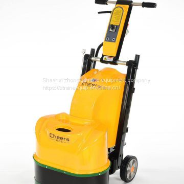 5.5HP Electric Concrete Floor Grinding and Grinder and Fluting Machine