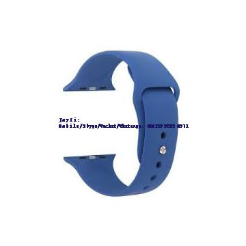 OEM custom silicone watch band Eco-friendly rubber watch strap  whatsapp: 8615992856971
