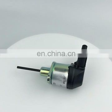 12V Diesel Engine Fuel Stop Solenoid 1A021-60010 for kubota tractor
