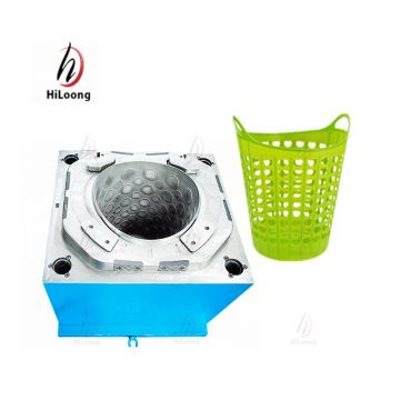cheap plastic basket injection mould make in taizhou