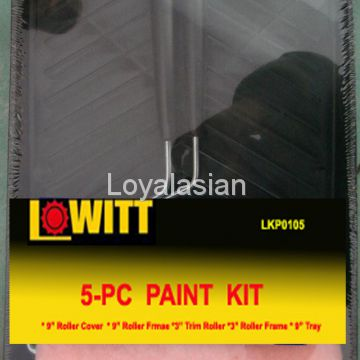 Paint kit-5pcs