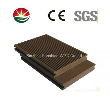 Sunshien WPC high-quality product solid decking waterproof flooring
