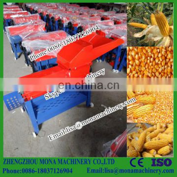 COMPETITIVE PRICE cheap price farm agriculture corn husker, corn huller, corn dehuller machine