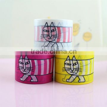 xg-10016 Wedding decoration printed masking tape waterproof masking tape