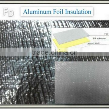 aluminium foil back for roof heat insulation paper material