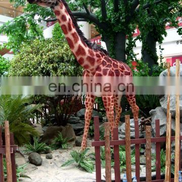 2016 playground mechanical animals moving simulation giraffe
