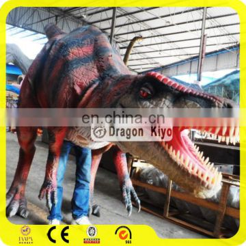 2016 Animatronic dinosaur costume adult