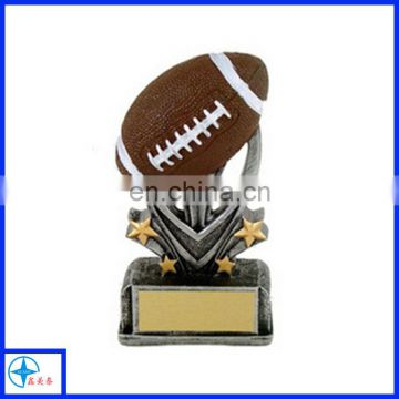high quality rugby trophy rugby cup