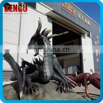 Garden Decoration High Quality Artificial Resin Monster Model