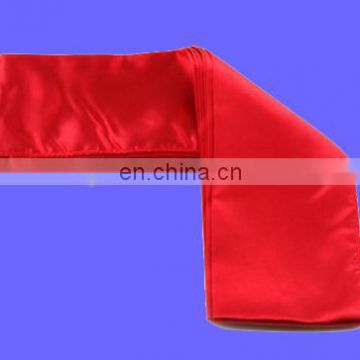 Hot red polyester kung fu sashes