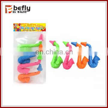Plastic saxophone mini toys for kids