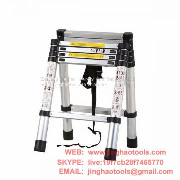 2.0m+1.4m Telescopic Combination Ladder