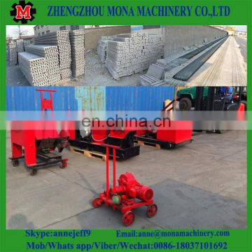 precast prestressed concrete hollow cored floor slab machine/wall slab machine