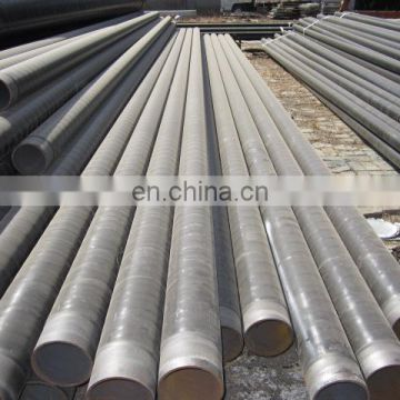 3LPE Coated carbon anti corrosion steel seamless pipe