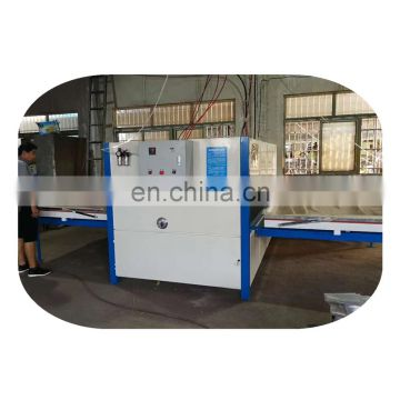 MWJM-01 excellent wood grain printing transfer machine for doors
