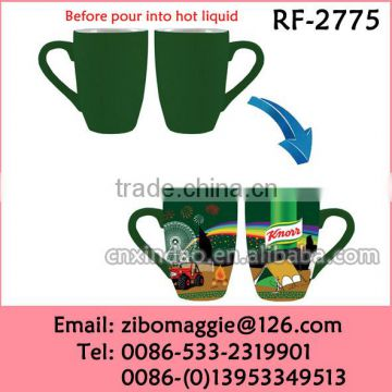 Shape Promotional 12oz Coffee Mug For Ceramic Knorr Belly With KF1cTlJ