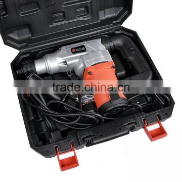 26mm Impact Drill Multifunction Drill Two Hamd Drill Hammer suit Electric Tool kit High Power Hammer