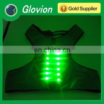 Glovion reflective pet vest safety pet vest USB rechargeable pet vest