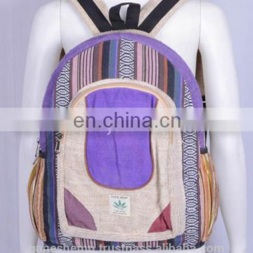 Hemp Backpack HBBH 0028