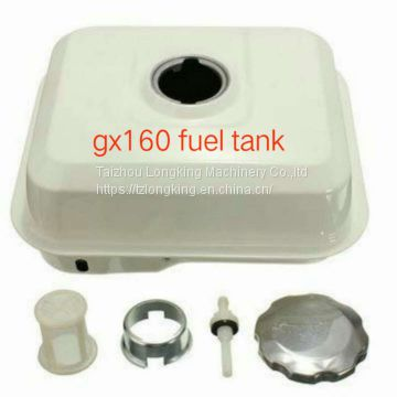 Fuel tank for Gasoline generators and Water pump Engine/gx160 water pump tank
