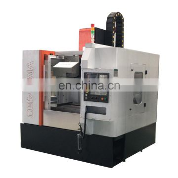 High Speed CNC Mini Milling Machine 10000rpm Spindle VMC Frame