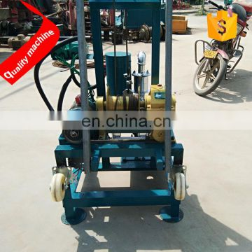 QT-80 small portable deep water well drilling rigs for sale
