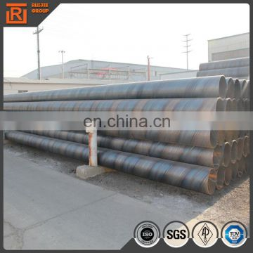 anticorrosive dn800 steel pipe a252 piling pipe