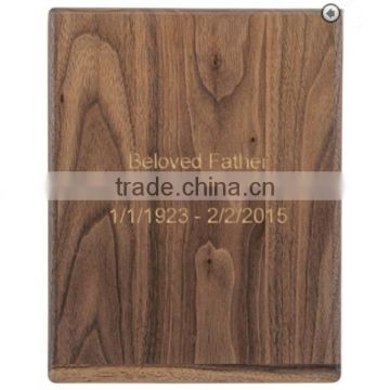Wood casket china funeral products manufacture