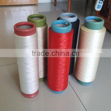 Dope dyed PP DTY Yarn 150D/36F for underwear in low price