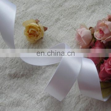 polyester double face satin ribbon