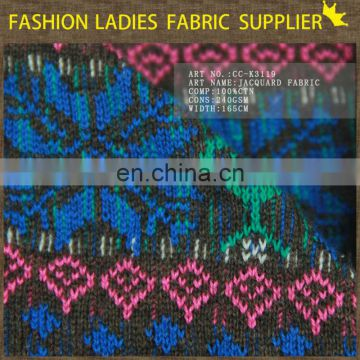 2014 FASHION CC-K3119 JACQUARD FABRIC, 100% COTTON JACQUARD FABRIC