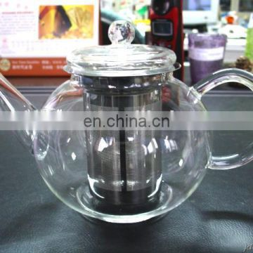 High quality stainless steel etched mesh tea strainer