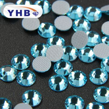 China Manufacture high quality glass fancy stones for jewelry making