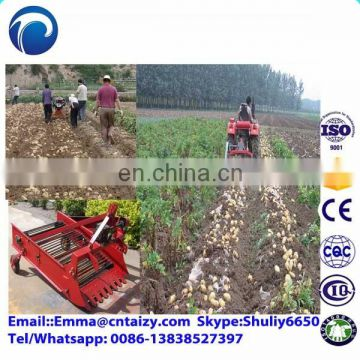 Onion harvesting machine Single-row potato harvester machine for sale Peanut harvester