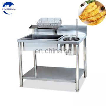 Table and floor Dough Sheeter