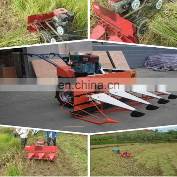 CE approved professional various models high efficiency sesame reaper for farm