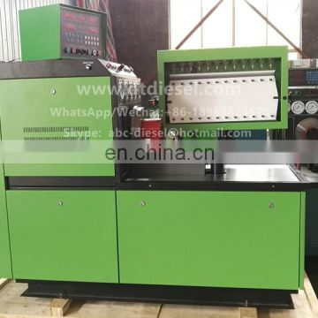 Multipurpose Diesel Injector Pump Test Bench 12PSDW-A