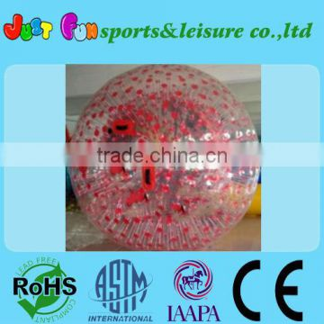 wonderful inflatable ball for people. inflatabe grass ball