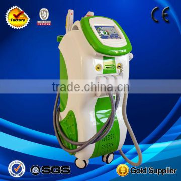 ipl hair removal+nd yag,multifunction