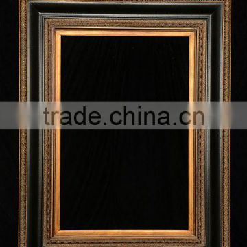 Wooden Picture Frame with Wide Moulding