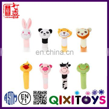 Baby products 2016 interesting animal dolls for babies