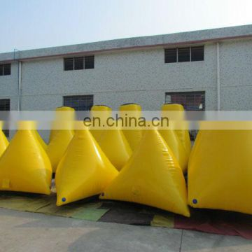 Team training millenium inflatable paintball bunkers for sale