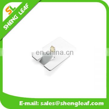 OEM Custom Logo Credit Card USB For Promotional Gifts