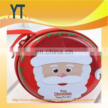 2018 cartoon coloured baby pacifier chain box pacifier case ,New round shape baby pacifier case manufacturer